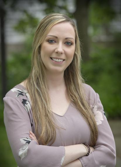Headshot of Kaitlin Milley