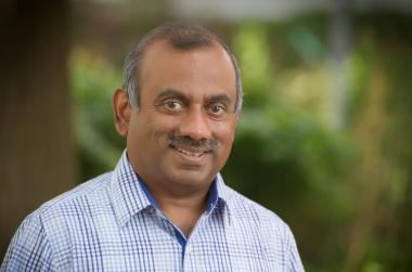 Head shot of Naresh